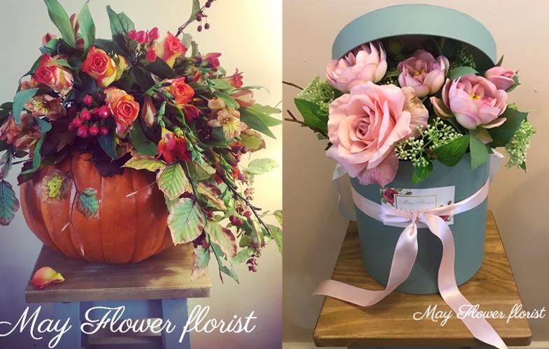 Funeral Flowers 4
